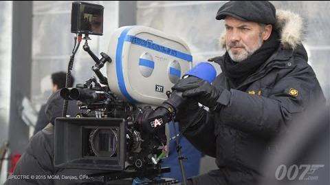 Director Sam Mendes on SPECTRE