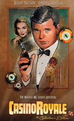Casino Royale 1954 Cover
