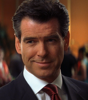 Bond - Pierce Brosnan - Profile