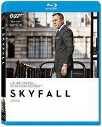 Skyfall (2015 Blu-ray)