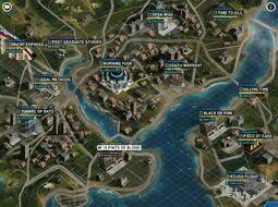 WoE - Istanbul Map