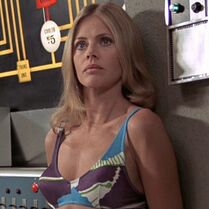Mary Goodnight (Britt Ekland) - Profile