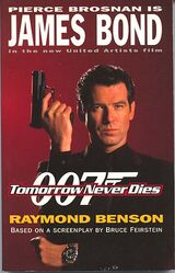 Tomorrow Never Dies (novelisation)
