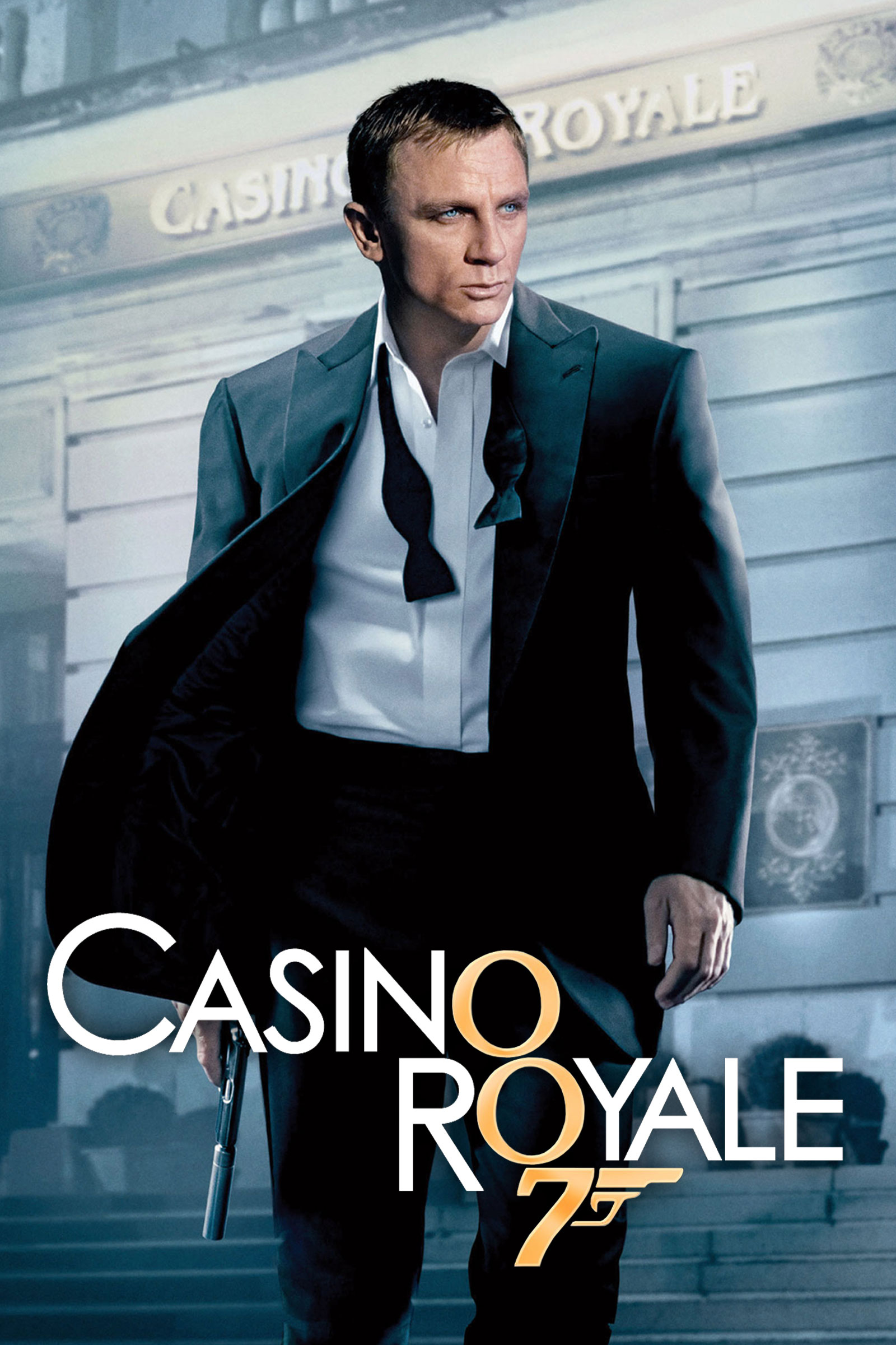 James Bond Casino Royale смотреть Online