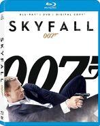 Skyfall (2013 Blu-ray)