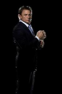 James Bond current