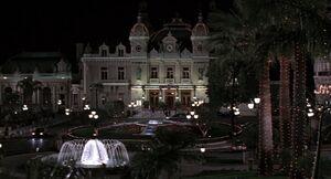 Monte Carlo in GoldenEye