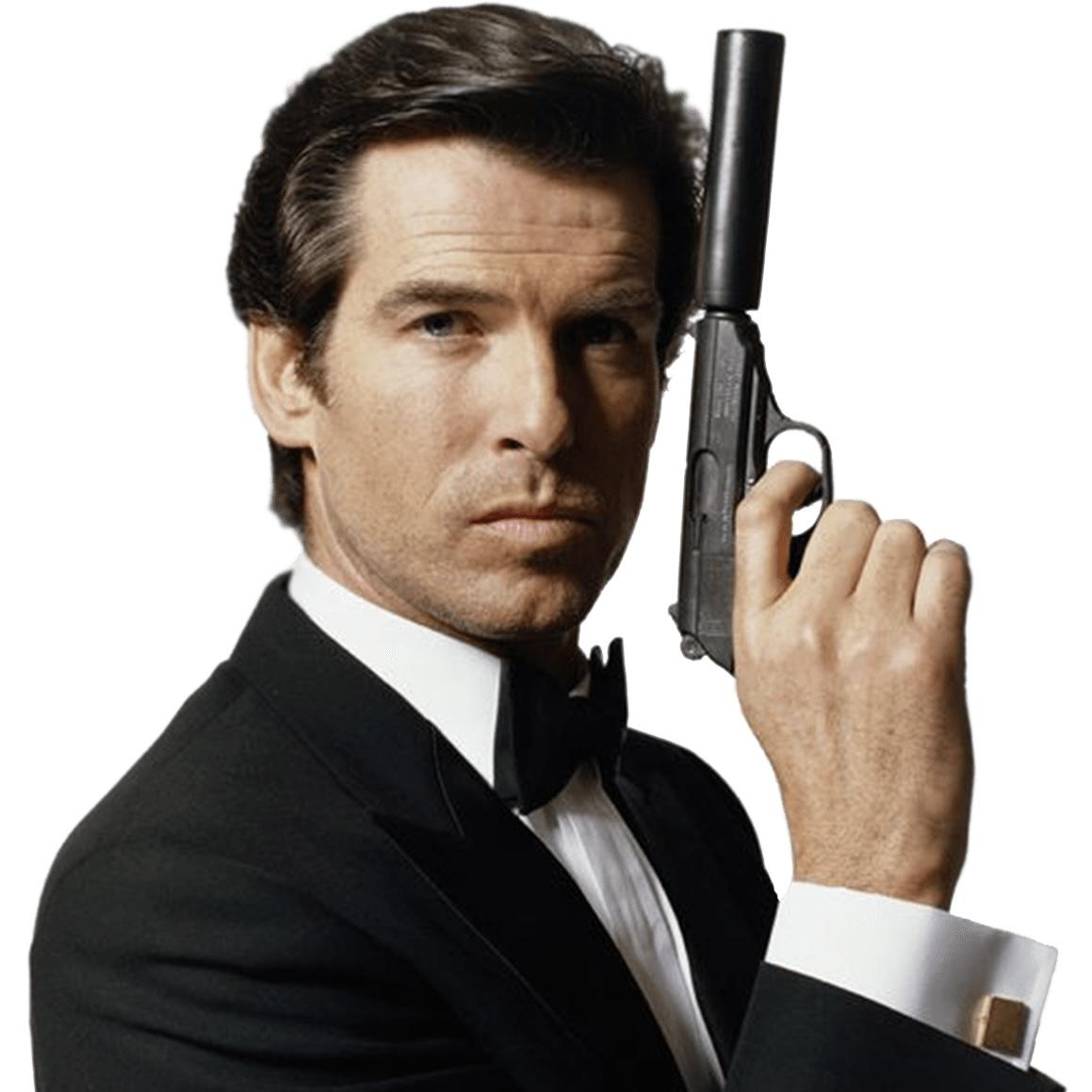 Pierce Brosnan James Bond