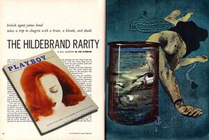 Playboy-march-60 the hildebrand rarity