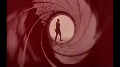 1964 - James Bond - Goldfinger title sequence