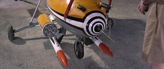 YOLT - Little Nellie armament