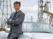 Brosnan as Bond