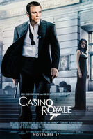 James Bond- Casino Royale Theactrical Poster