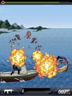 Quantum of Solace (mobile game) 2