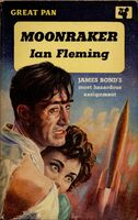 Moonraker (Pan 1959 Cover)