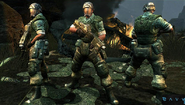 Elite Unit - Grenade Launcher