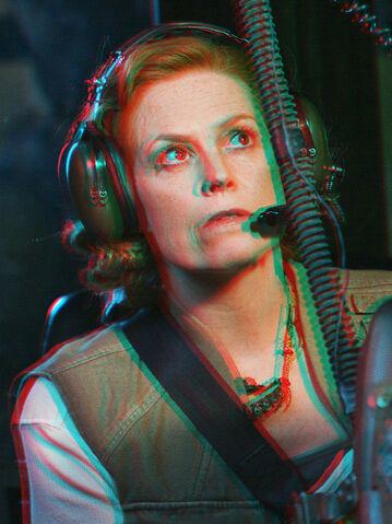 File:Grace with headphones (redcyan).jpg