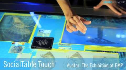 Snibbe Interactive's work with Avatar The Exhibition