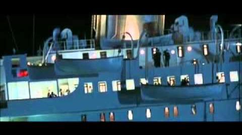 Titanic Boat 6- Deleted scene