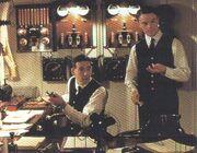 Film set 'Phillips and Bride'(3)
