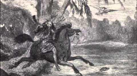 """Savage Worlds - """"The Wild Hunt"""" part 3-1"""