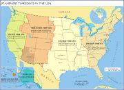 US-timezones