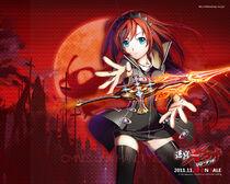 Meikyuu Cross Blood (wallpaper 1)