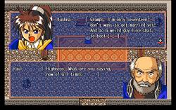 Farland Story 5 Daichi no Kizuna (Screen 01)
