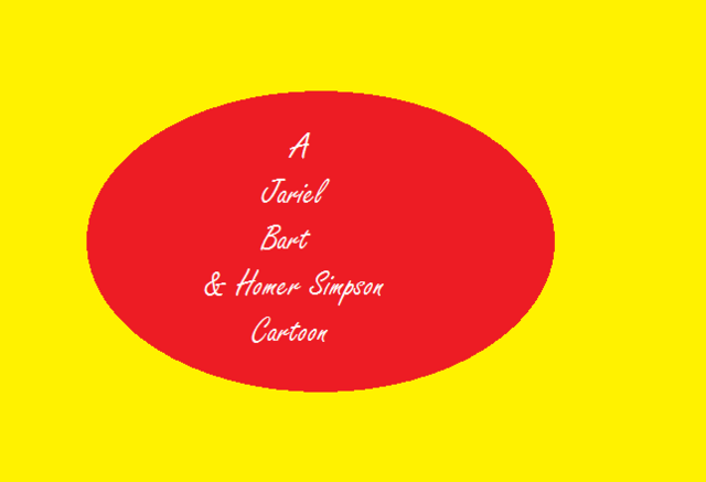File:A Jariel, Bart Simpson, & Homer Simpson Cartoon.png