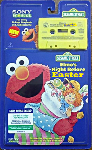 File:Elmo's Night Before Easter (book and tape).png