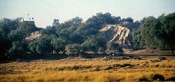Mohenjo-Daro Mound Harappa-MoundAB