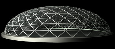 Big Geodesic Dome
