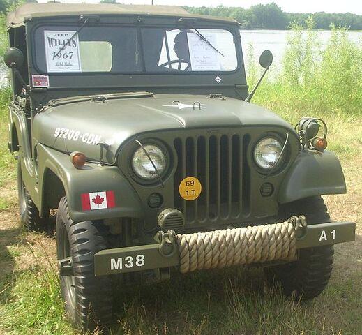 File:'67 Jeep CJ (Auto classique Laval '10).jpg