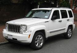 2nd Jeep Liberty .