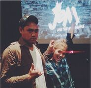 Jonchu and hayley