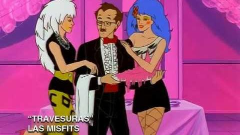 Las Misfits - Travesuras - 01
