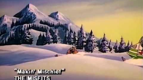 HQ The Misfits - Makin Mischief (Version 2 131 187)