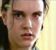Lucy red eye 002