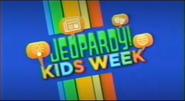 Jeopardy! Kids Week Season 29 Logo