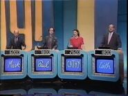 Super Jeopardy Contestant Area 1