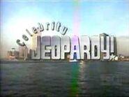 Celebrity Jeopardy! Season 16 Logo