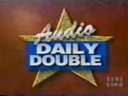 Jeopardy! S11 Audio Daily Double Logo (Celebrity Jeopardy! Variant)