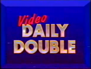 Jeopardy! S15 Video Daily Double Logo-B
