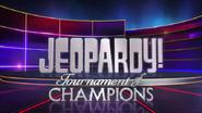 Jeopardy! Tournament of Champions Season 29 Logo