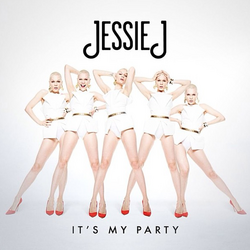 Single cover It's My Party