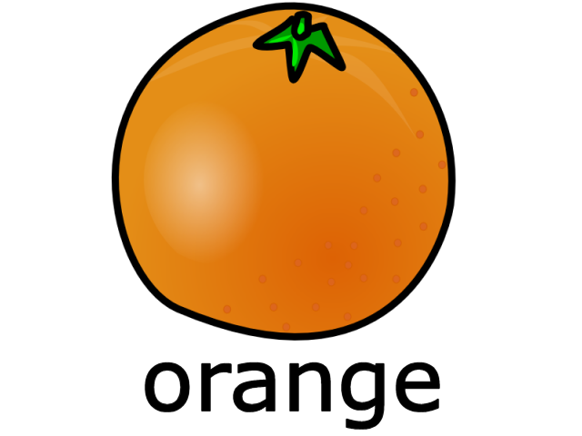 Orange Food Week