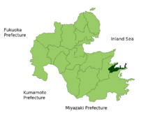 Tsukumi in Oita Prefecture