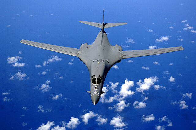 File:B-1B over the pacific ocean.jpg