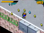 Jet Set Radio Advance Screenshot