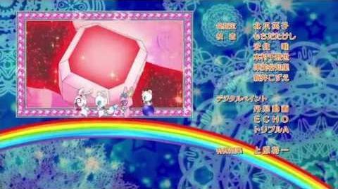 Jewelpet Magical Change ジュエルペット マジカルチェンジ ED「Tell Me! Tell Me!」(ドロシーリトルハッピー)
